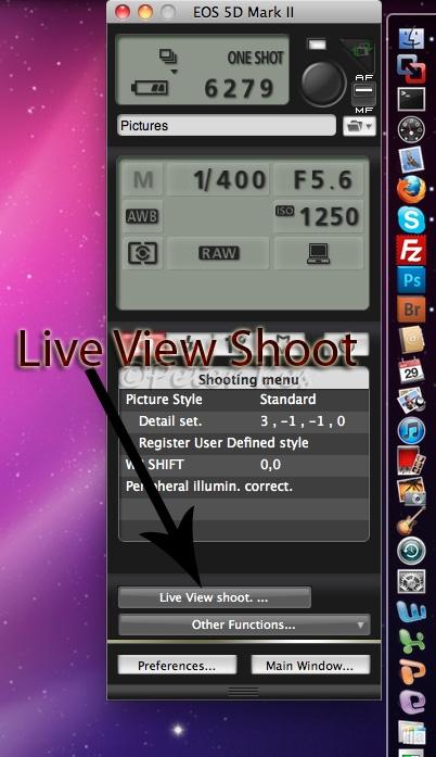 live-view-shoot
